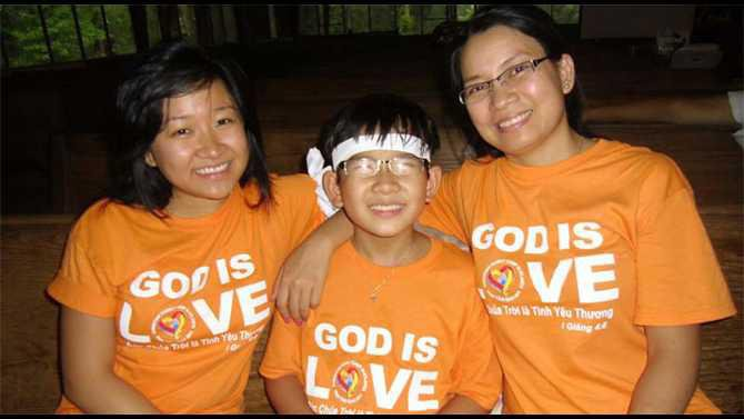 God-is-Love picture-Thaian-