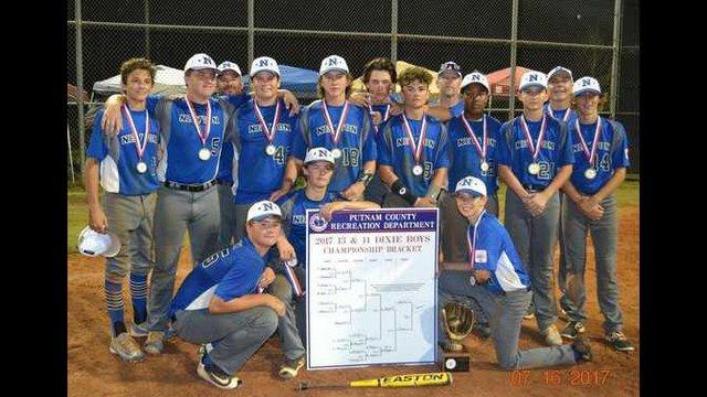 Newton County Dixie Boys advance to 14u World Series - The