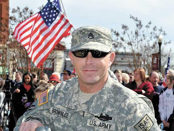 soldier story - Welcome-Home-Ceremony
