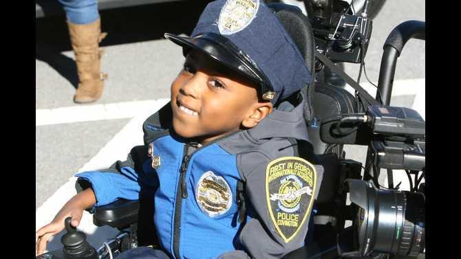 Officer Morgan