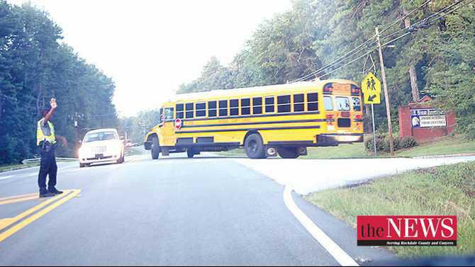 IMG 0522 First Day of School RCPS Rockdale News