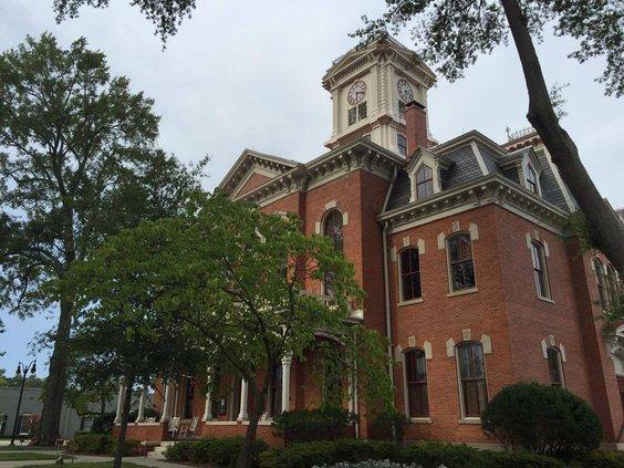 Historic Walton County Courthouse