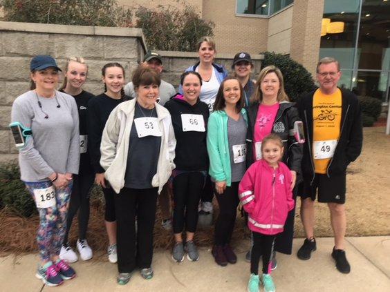Piedmont Rockdale Hospital hosts second annual 5K race