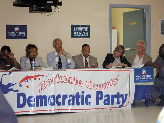 Rockdale-Dems-health-care-m