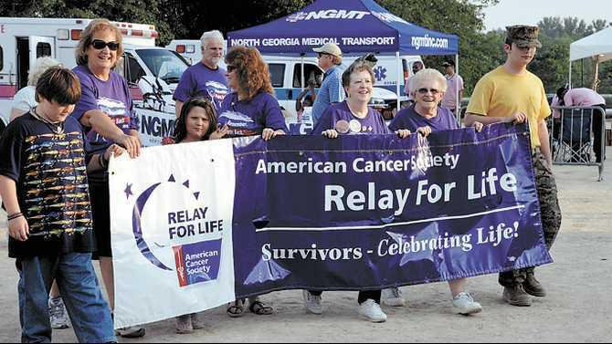 Relay for Life 2012 photo3