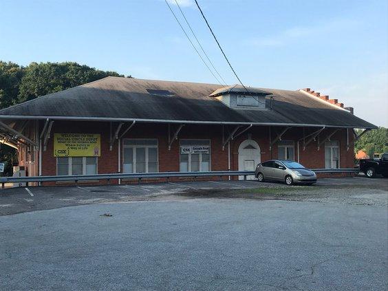 CSX Depot