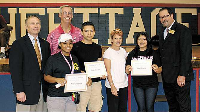 Collins-scholarship---family-and-HHS-students