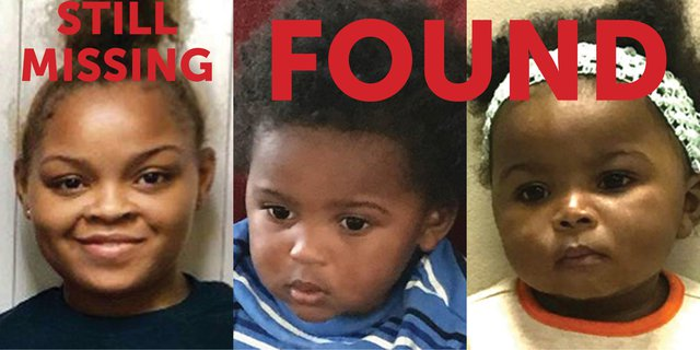 Missing children found in New York - The Covington News