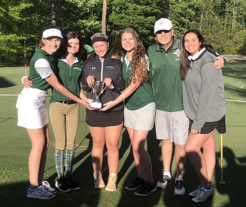 Eastside girls golf