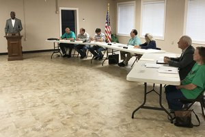 Mansfield County Meeting