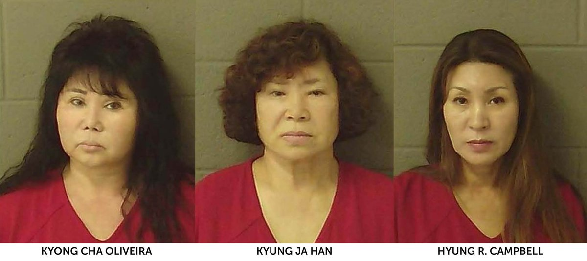 MUGSHOTS: One woman remains in jail after Friday's massage parlor