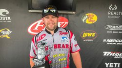 SOCIAL CIRCLE'S JOHNS WINS T-H MARINE FLW BASS FISHING LEAGUE TOURNAMENT ON LAKE EUFAULA